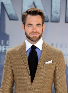 Chris Pine at event of Star Trek Into Darkness