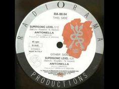 ANTONELLA - Supersonic Level (1988)