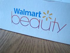 Wal-Mart Beauty Box - Winter 2015