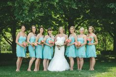 turquoise skirts bridesmaids - Google Search