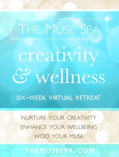 The Muse Spa is a 6-week digital journey, designed to help you… ★ revitalise your creative spirit ★ connect with your muse ★ tune into your intuition Creativity Quotes, Meaningful Life, New Thought, Self Discovery, Love Your Life, Health And Wellbeing, Free Samples, Writing Inspiration, Writing Tips