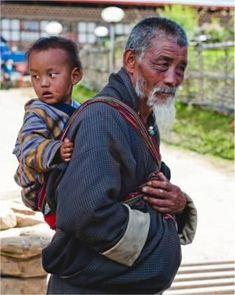 Exhibition: Glimpses of Bhutan - University of Liverpool News Happy Baby, Real Life Heros, Hansel Y Gretel, University Of Liverpool, Baby Carrying, I Love My Dad, Dad Baby, Gentle Parenting, Sons