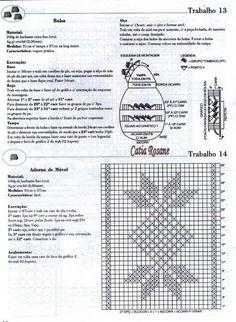 Revista con patrones de crochet de prendas para el hogar para descargar