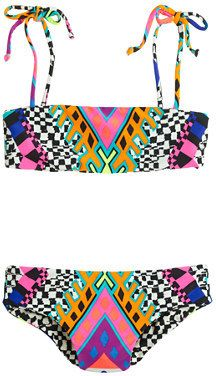 Girls' Mara Hoffman® bikini set