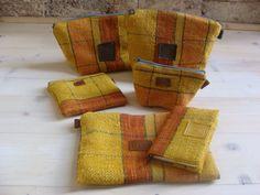 Www.detail-detmold.de Hand spun wool, plant dyed & hand woven