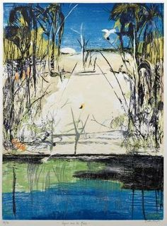 Buy online, view images and see past prices for Arthur Boyd Angus and the River. Invaluable is the world's largest marketplace for art, antiques, and collectibles. Australian Painting, Australian Artists, Abstract Landscape, Landscape Paintings, Arthur Boyd, Lovers Art, Art Tutorials, Illustration Art, Fine Art
