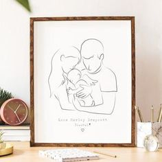 Baby Angel Tattoo, Baby Tattoos, Angel Drawing, Baby Drawing, Angel Baby Quotes, Miscarriage Tattoo, Father And Baby, Baby Illustration, Infant Loss