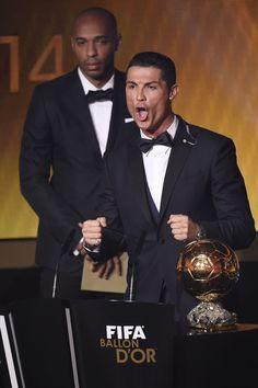 FIFA Balón de Oro 2014   12.01.2015   Amor fútbol ! ! !