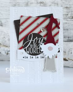 Stampin' Cards and Memories: Mix 'n Up! Monday #8