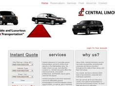 New Jersey airport limo service