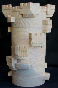 65 piece tower block set
