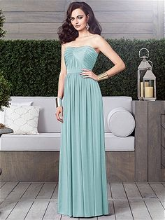 Dessy Collection Style 2914 - $225 (not great colors, not chiffon)