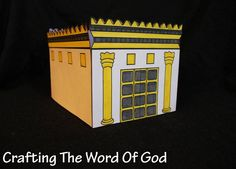 Solomons Temple PDF PRINTABLE @ https://craftingthewordofgod.files.wordpress.com/2014/05/solomons-temple.pdf