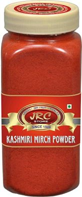 JRC Kashmere Mirch Powder Made from the best quality chillies, known for its mild pungent taste and deep color. Ideal for any kind of cuisine. Join our group https://www.facebook.com/groups/JRCSpices For more information: http://www.JRCspices.com/ ‪#‎JRCSpices‬ ‪#‎Spices‬.