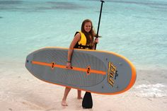 west marine inflatable stand up paddle board. Pin to Win using #WinDIR @DietsInReview