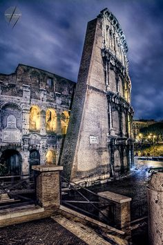 Rome, The Colosseum - The Flavian Amphitheatre - Mirko De Nicolò Photography - HDR