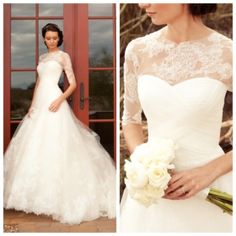 This is the most BEAUTIFUL dress I've ever seen!!! It's perfect!!!