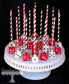 Happy Birthday Poker Cakes Cindy