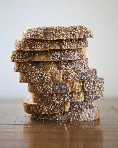 The best things to eat to lose belly fat: The right kinds of carbs are actually good for you. Choose whole grains — their fiber keeps you from getting hungry.
