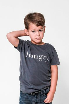 Hangry Kids Tees
