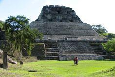 Xunatunich Ruins, Belize