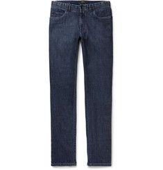 BrioniMeribel Slim-Fit Stretch-Denim Jeans