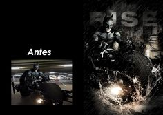 Exercício - Criação de Poster - Batman - Photoshop