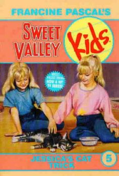 Vol. 5 Sweet Valley Kids Jessica's Cat Trick By Francine Pascal