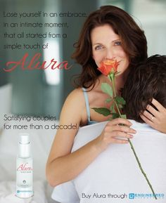 Alura increases women's desires