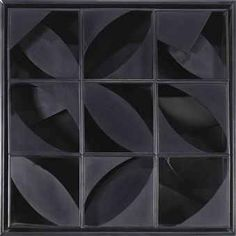 Louise Nevelson, Night LEAF