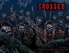 Crossed Badlands #75