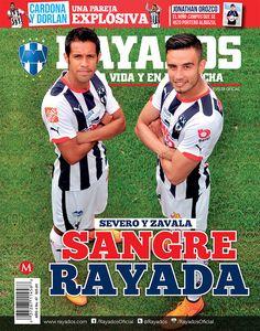 La Revista #Rayados del mes de mayo ya está disponible. Adquiérela en la #TiendaRayados Oficial y en tiendas de autoservicio.