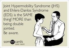 Ehlers Danlos Syndrome #EhlersDanlosSyndrome Awareness #EDS