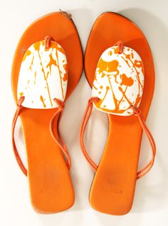 It's no longer summer but these are still hot. HERMES FLATS @Michelle Flynn Coleman-Hers
