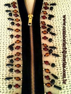 Mount Jewelry - How to Make and Sell, Step by Step, Ideas and More!: Jewelry zipper