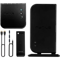 Amazon.com: Nyrius ARIES Home+ Wireless HDMI 2x Input Transmitter & Receiver for Streaming HD 1080p 3D Video and Digital Audio from Cable box, Satellite, Bluray, DVD, PS4, PS3, Xbox One/360, Laptops, PC (NAVS502): Electronics 3d Video, Cable Box, Digital Audio, Ps3, Hd 1080p, Aries, Xbox One, Laptops, Electronics