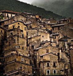 Scanno - Italia by Stefano Fabiani
