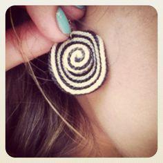 Mexican hat earrings; $4; Coney Island