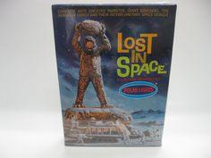 Polar Lights Model Kit - Lost in Space - One-Eyed Monster - Robinson Family NEW #PolarLights