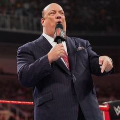 The official home of the latest WWE news, results and events. Get breaking news, photos, and video of your favorite WWE Superstars. Seth Rollins, Paul Heyman, Champion, Wwe News, Wwe Superstars