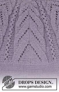Ravelry: Magic Web pattern by DROPS design Web Patterns, Drops Patterns, Knitting Patterns Free, Textures Patterns, Free Knitting, Free Pattern, Drops Design, Drops Karisma, Magazine Drops