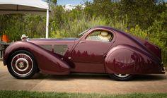 1931 Bugatti 51 Dubos Coupe. I'd drive a car like this. If I drove. If I had money :-D
