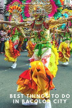 Best things to do in Bacolod City in the Philippines and best tourist spots in Bacolod City in our full travel guide via China Travel, Japan Travel, Travel Plane, Stuff To Do, Things To Do, Free Things, Bacolod City, World Travel Guide, Travel Guides