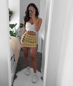 Club Outfits For Women, Mode Outfits, Stylish Outfits, Clothes For Women, Look Fashion, Teen Fashion, Fashion Outfits, Fashion Ideas, Fashion Pics