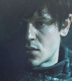 gif of iwan rheon as ramsay snow. i didn't expect to enjoy this performance more than his in misfits!!