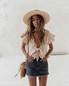 La Mejor Inspiración Para Looks Playeros Con Mucho Estilo | Cut & Paste – Blog de Moda