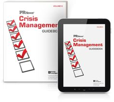 The content #PR News' #CrisisManagement #guidebook will provide you with guidance on issues ranging from #research tips to #socialmedia tactics to having an effective #crisis plan.