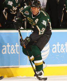 Mike Modano, Dallas Stars
