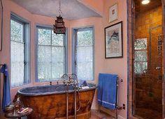 bohemian decorations | Read Full Article: Bohemian Shabby Chic Home Decoration Ideas