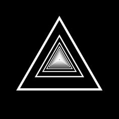 triangles forever by ello.co/spiritform